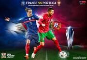 گروههای ۱، ۲ و ۳ لیگ ملتهای اروپا؛ تکرار فینال یورو ۲۰۱۶ و ردهبندی جام جهانی ۲۰۱۸