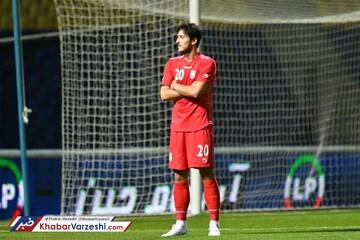 عکس| سردار و طارمی در صدر بهترین بازیکنان هفته قاره آسیا در رده ملی