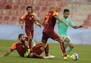 تساوی استقلالیها در جام حذفی قطر