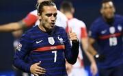 ویدیو| خلاصه بازی کرواسی ۱-۲ فرانسه