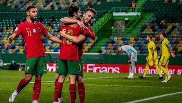 ویدیو| خلاصه بازی پرتغال ۳-۰ سوئد