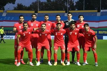 اعلام رنکینگ جدید فیفا؛ ایران با یک پله صعود در رده بیستونهم