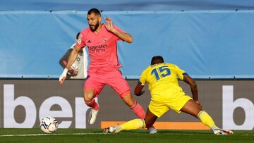 رئال مادرید در خانه برابر کادیس تازهوارد تسلیم شد