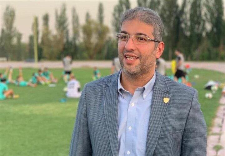 واکنش باشگاه استقلال به خبر مدیرعاملی حمیداوی