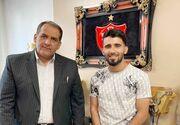 بشار رسن ایران را ترک کرد
