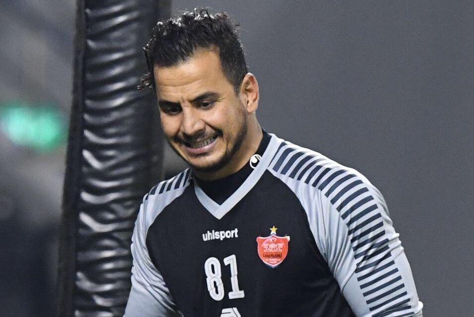 بهترین مهار لیگ قهرمانان ۲۰۲۰ آسیا به اسم حامد لک سند خورد