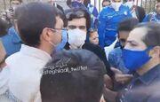 ویدیو| حضور یکی از نمایندگان مجلس در میان هواداران استقلال