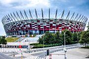 ورزشگاه ملی لهستان بیمارستان مبتلایان به کرونا شد
