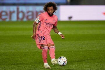 مارسلو با رئال مادرید فسخ میکند؟