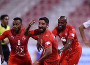 رضاییان و محمدی در تیم منتخب لیگ ستارگان قطر
