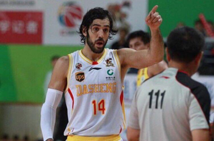 پایان قرنطینه صمد نیکخواه بهرامی، کاپیتان تیم ملی بسکتبال