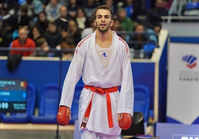 بهمن عسگری، تکواندوکار المپیکی ایران کرونا گرفت