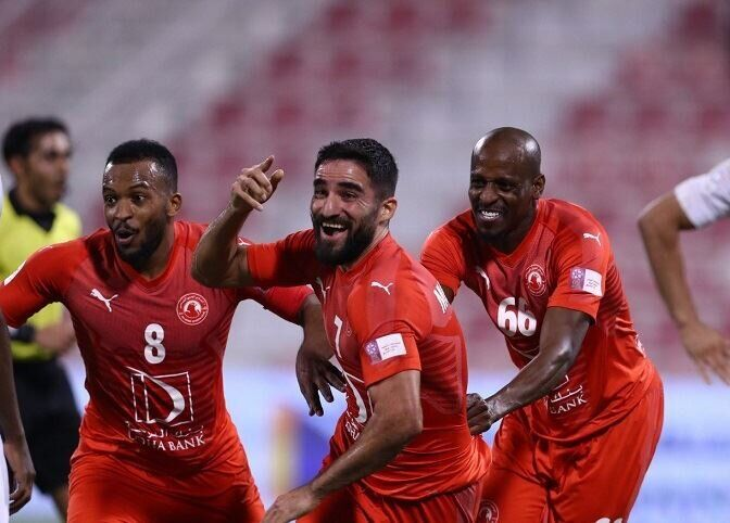مهرداد محمدی و رامین رضاییان در تیم هفته لیگ ستارگان قطر