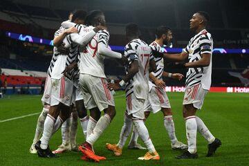 منچستریونایتد باز هم مقابل پاریسنژرمن برنده شد؛ بارسلونا با برد شروع کرد