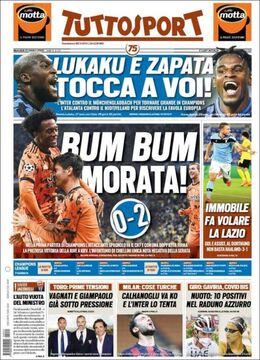 روزنامه توتو| بوم بوم موراتا!