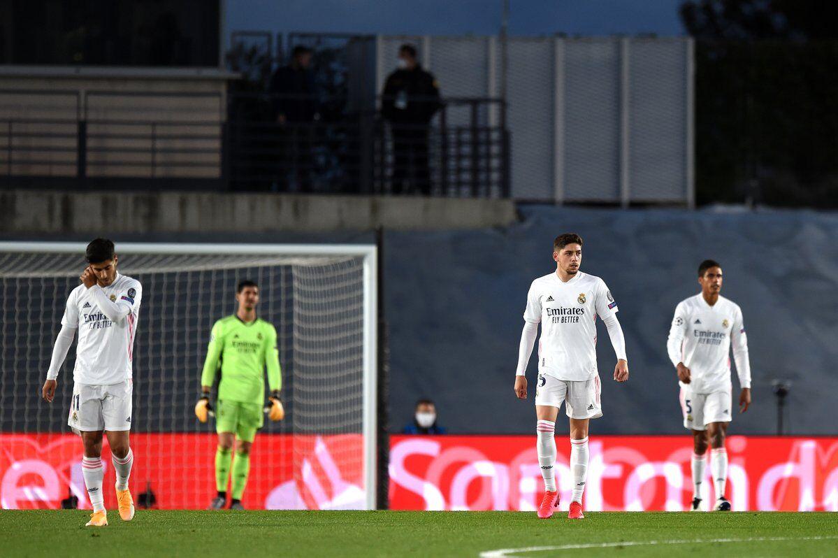 شکست فاجعهبار رئالمادرید در گام اول لیگ قهرمانان اروپا