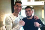 قهرمان MMA: فوتبال را بیشتر از رشته خودم دوست دارم