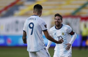 صعود اسپانیا و آرژانتین در رنکینگ فیفا