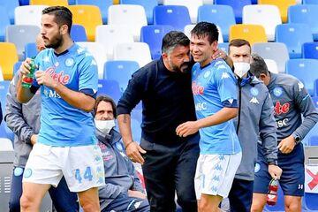 جنارو گتوسو بازیکنان ناپولی را از رفتن به رستوران منع کرد!