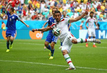 دیدار تیمهای ملی ایران و بوسنی قطعی شد