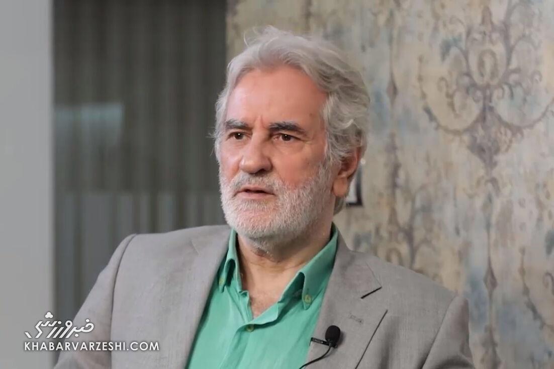 عباس انصاریفرد: هواداران باهوش باشند تا سهام پرسپولیس بین آقایان تقسیم نشود