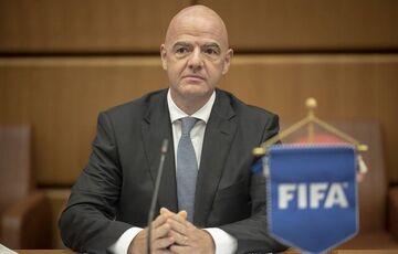اینفانتینو: جام جهانی قطر با حضور تماشاگر خواهد بود