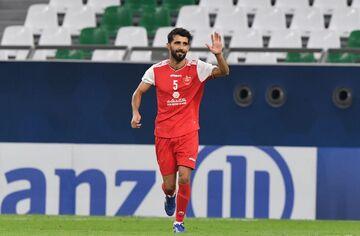 بشار رسن بهترین هافبک لیگ قهرمانان آسیا ۲۰۲۰ شد