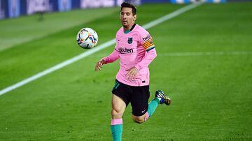 لیونل مسی از بارسلونا برود، خودش ضرر خواهد کرد