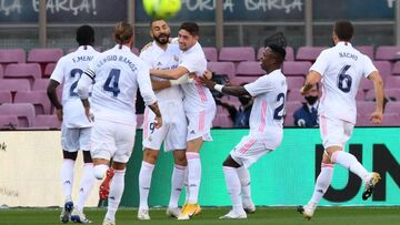 ویدیو| خلاصه بازی بارسلونا ۱-۳ رئالمادرید