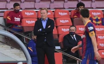 رونالد کومان: فقط علیه بارسلونا قضاوت میکنند!
