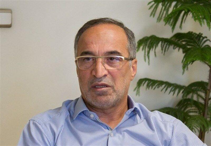 امیررضا واعظیآشتیانی: وزارت ورزش شائبه جانبداری از پرسپولیس را تقویت نکند