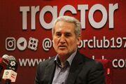 علیپور: کاش مدیرعاملی تراکتور را قبول نمیکردم