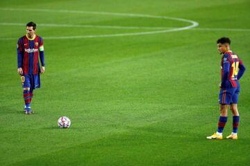 کوتینیو به بازی بارسلونا – یوونتوس نمیرسد