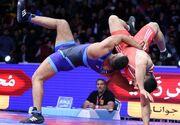 جهانی، آسیایی، گزینشی المپیک با یک مسابقه انتخابی