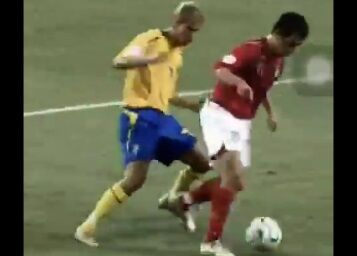 ویدیو| نمایش دیدنی جوکول در جام جهانی ٢٠٠٦
