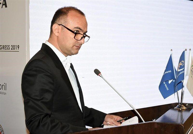 احمد براتی: فیفا پذیرفته که اساسنامه فدراسیون فوتبال تأیید شود