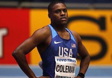 کریستین کولمن المپیک را از دست داد