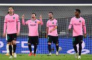 بارسلونا در تورین از بحران درآمد؛ منچستریونایتد قدرتنمایی کرد
