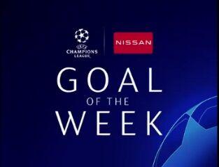 ویدیو  نامزدهای کسب عنوان بهترین گل هفته لیگ قهرمانان اروپا