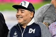 آرزوی جالب دیگو مارادونا برای تولدش