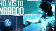 ویدیو| کلیپ باشگاه ناپولی به بهانه سالروز تولد دیگو مارادونا