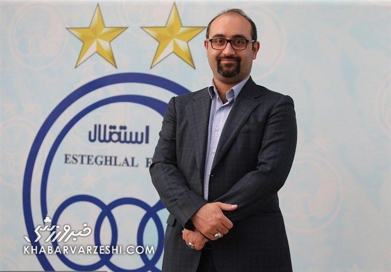سخنگوی باشگاه استقلال: هنوز ۵۰ هزار دلار به حساب وینفرد شفر ننشسته است