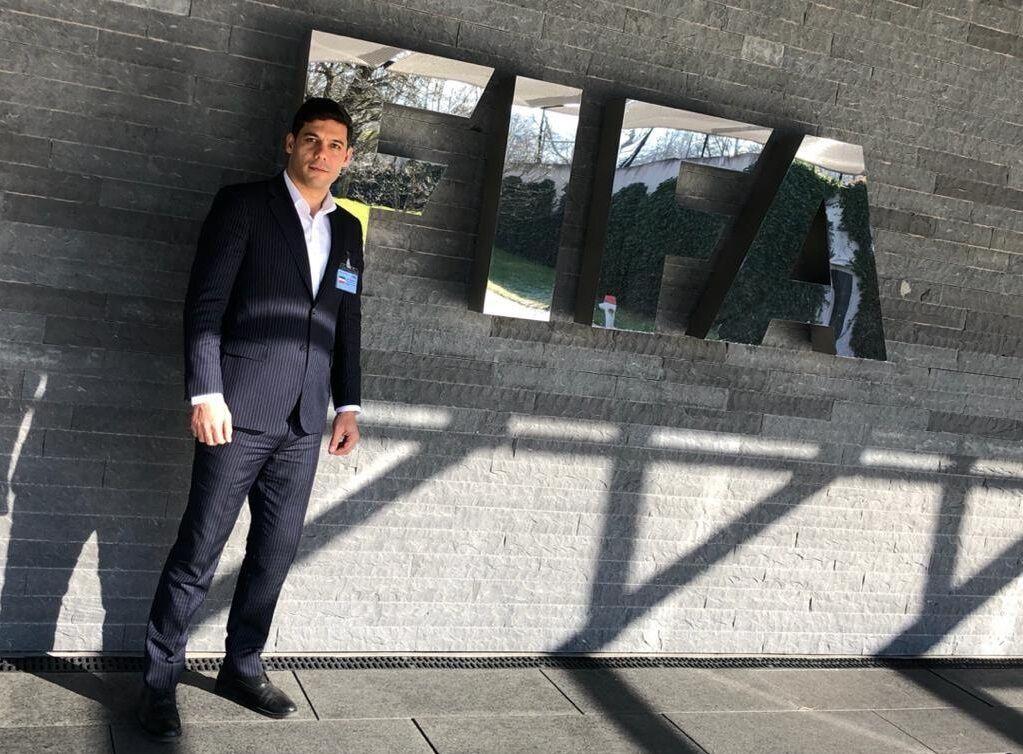 پیام تبریک دبیرکل AFC به ابراهیم شکوری پس از انتصاب به معاونت اجرایی پرسپولیس
