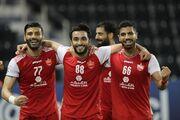 عکس| سعید آقایی در جمع برترین پاسورهای لیگ قهرمانان آسیا