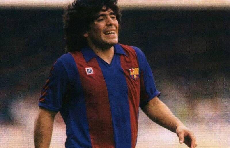 ویدیو| کلیپ باشگاه بارسلونا به بهانه تولد دیگو مارادونا