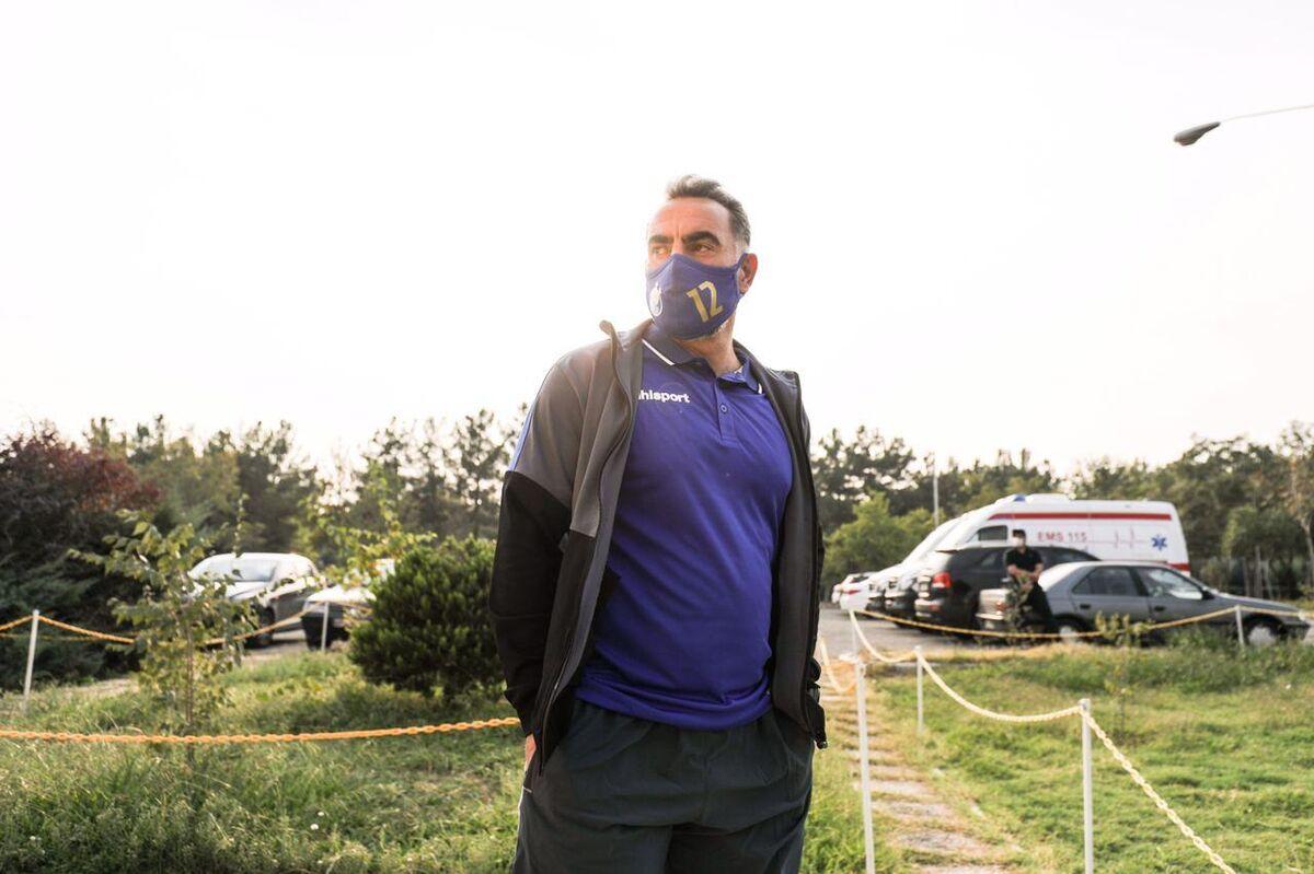 محمود فکری: نمیدانم چرا دکتر نوروزی قبول نمیکند به استقلال برگردد؟