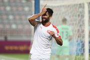 مهاجم ایرانی بهترین بازیکن العربی است
