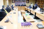گزارش تصویری  مراسم قرعه کشی لیگ برتر فوتبال بانوان