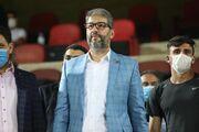 حمیداوی: فدراسیون فوتبال جای غیرفوتبالیها نیست