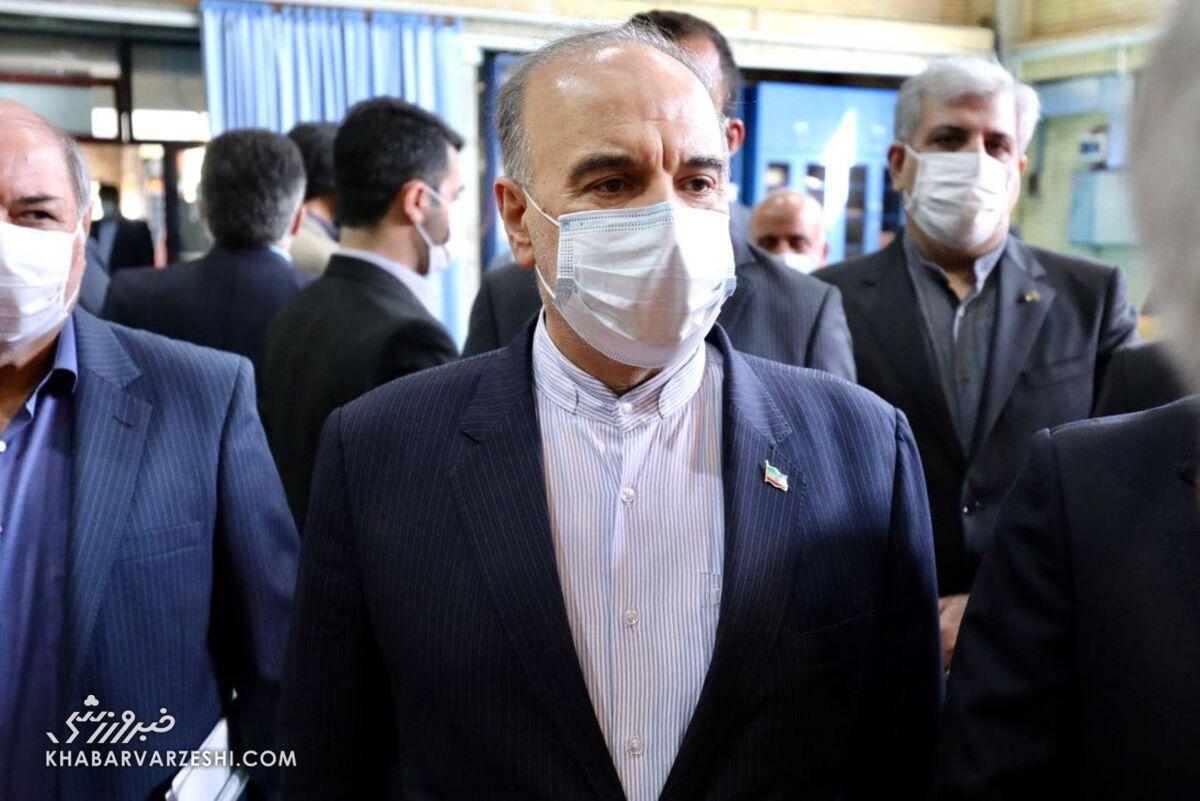 مسعود سلطانیفر: فدراسیونها با رعایت پروتکلهای بهداشتی لیگها را برگزار کنند